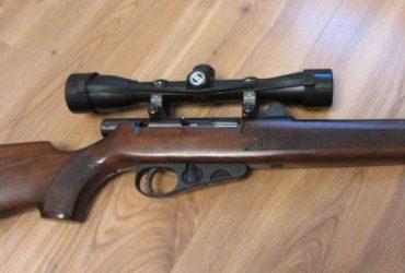 По воробьям: в Запорожье охранник стрелял из винтовки в супермаркете (фото)