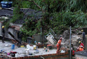 Жертвами непогоды в Бразилии стали 37 человек