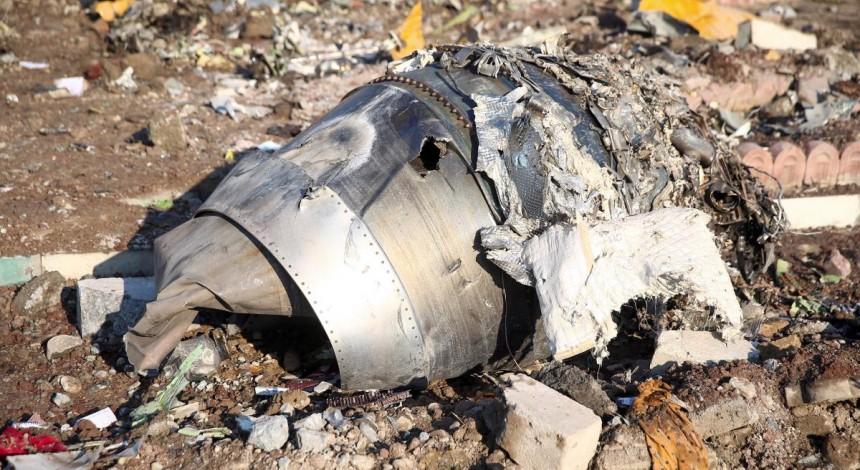 Ukraine, Iran discuss probe into PS752 crash, agree to intensify cooperation