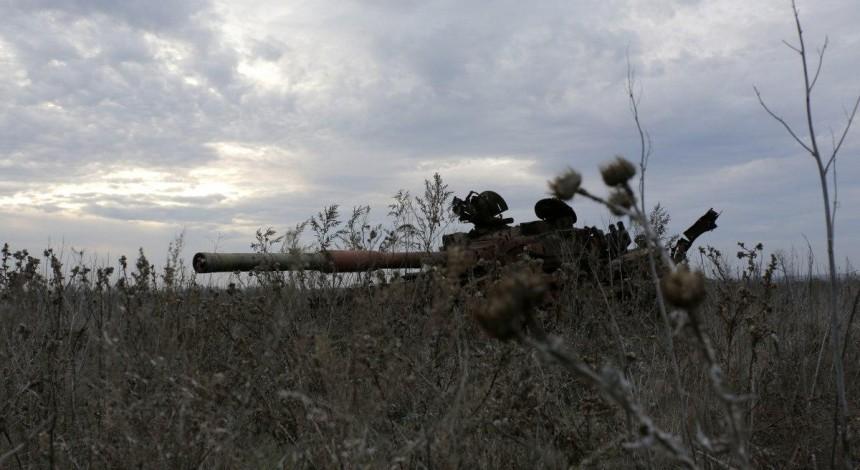 Боевики на Донбассе пять раз нарушили режим тишины, ранен военный