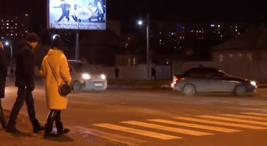 У Харкові іноземець на Infiniti на шаленій швидкості збив студента (відео)