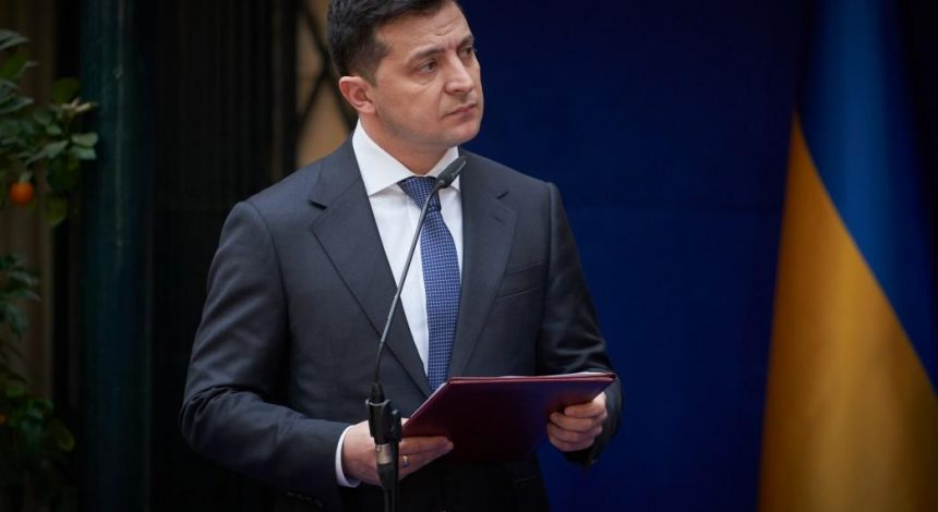 """Zelensky: Crimea not to be """"price for peace"""" in Donbas"""