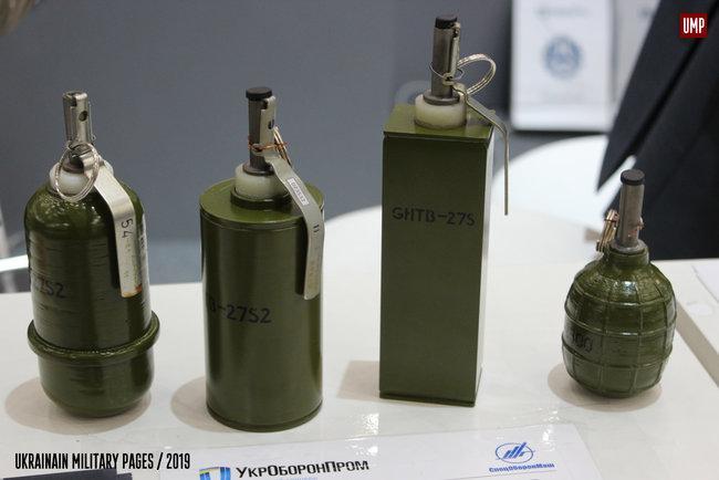 Новые гранаты принятына вооружение еще в прошлом году / фото: Ukrainian Military Pages
