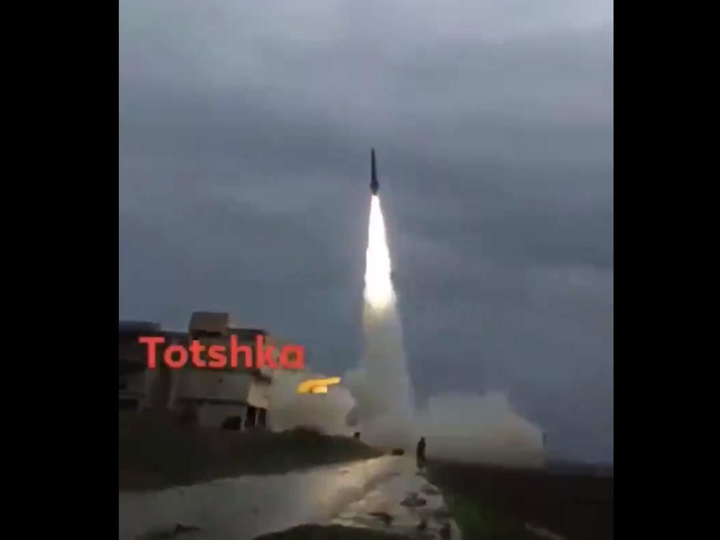 """Российская """"Точка"""" в Сирии / скриншот из видео"""