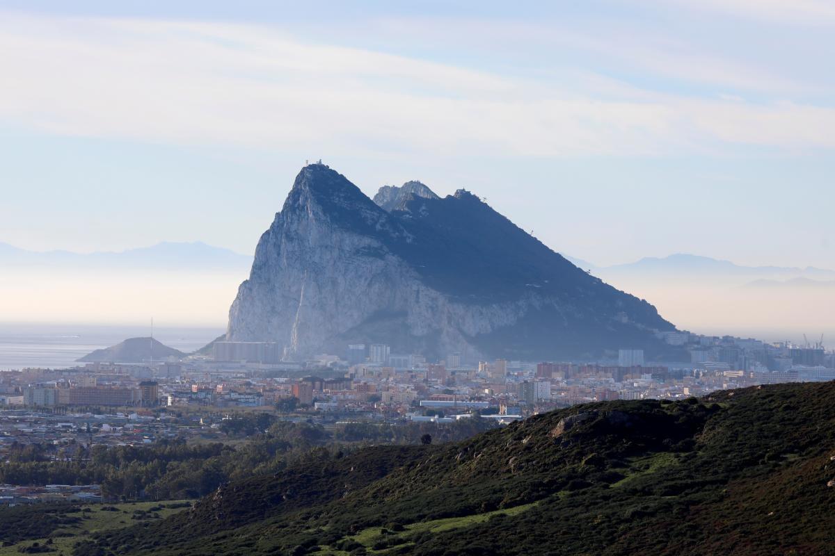 Статус Гибралтара могут определить в 2021 году / Иллюстрация REUTERS