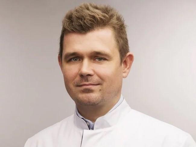 Пластического хирурга Андрея Сотника застрелили 2 февраля в Киеве / Фото с сайта клиники DMK