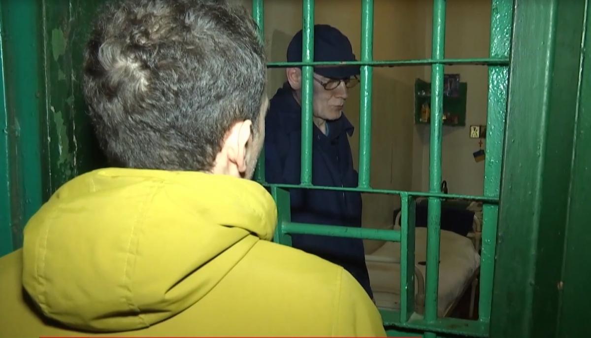 Министр проверил колонию в Бердичеве / скриншот