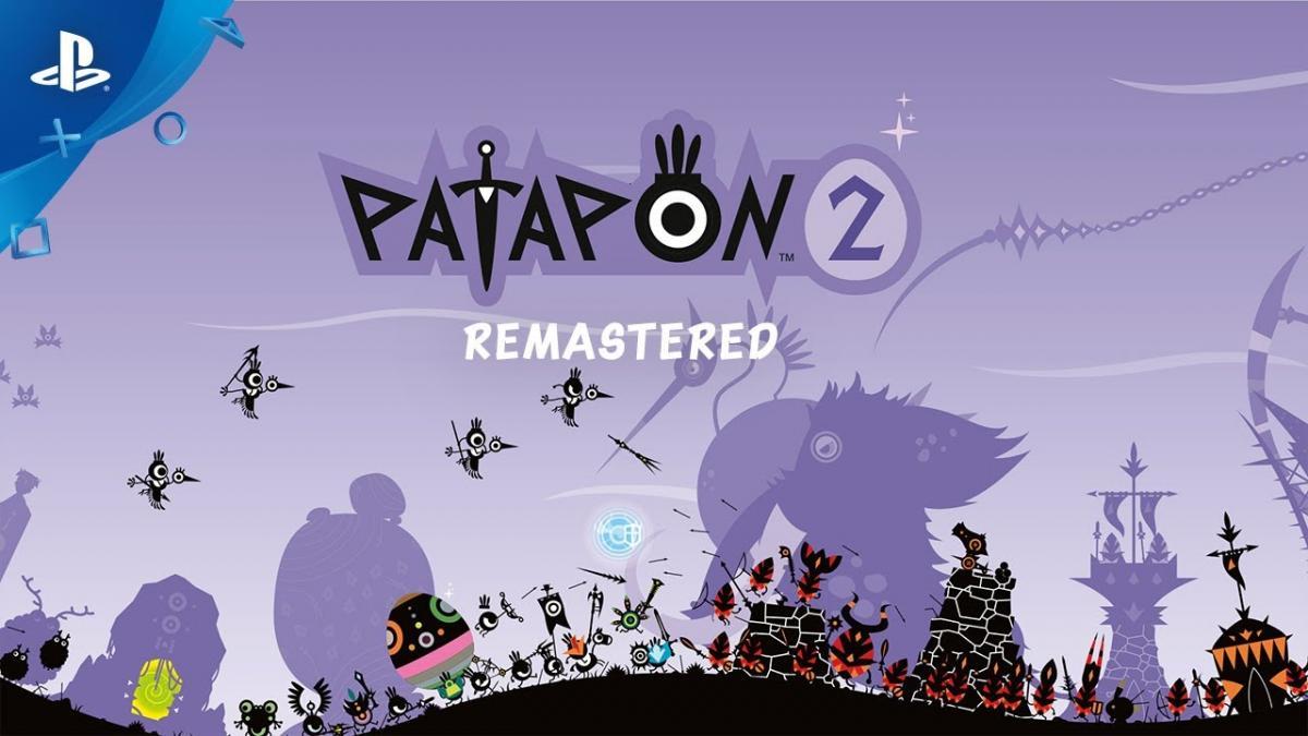 Patapon 2 Remastered - ексклюзив для PS4 / youtube.com