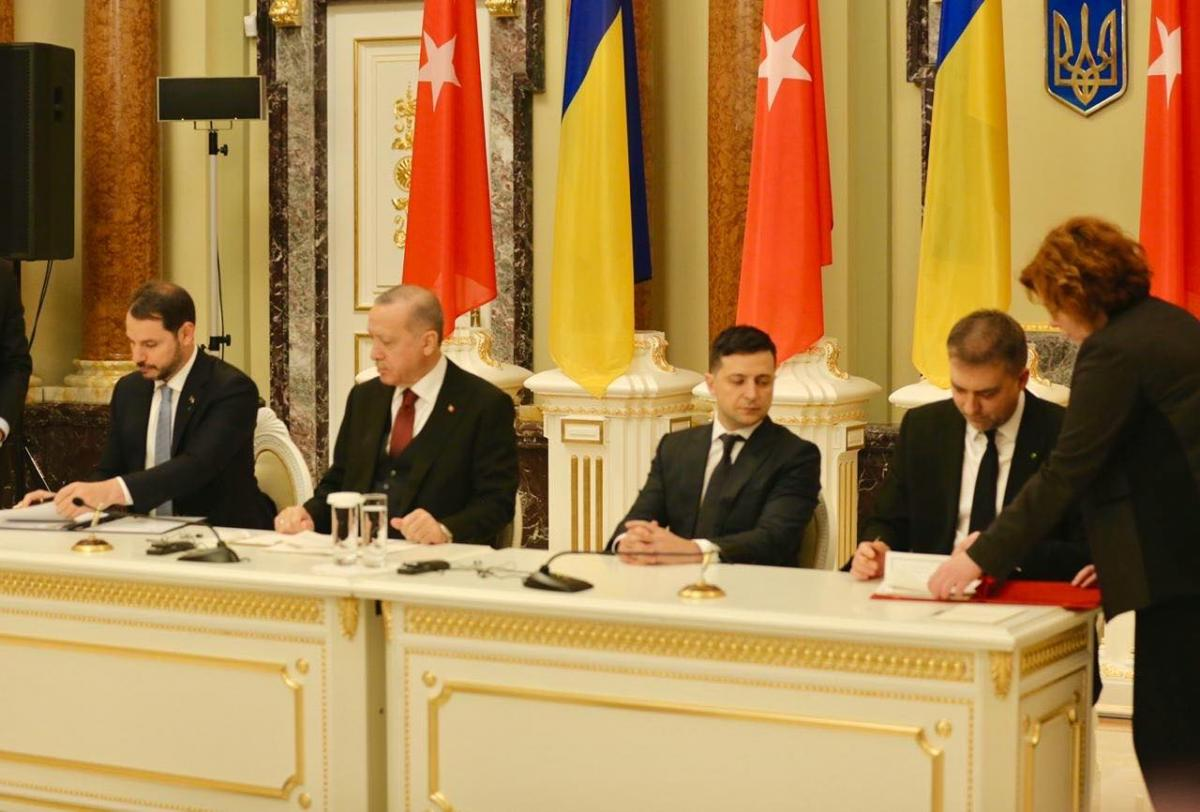 The two countries' delegations held talks in Kyiv / Photo from Ukraine's Defense Ministry
