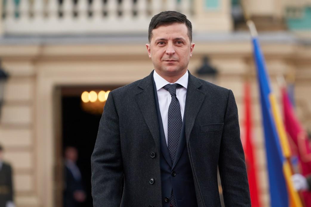 Зеленський очікує, що список полоненими буде узгоджено у Мінську/ фото: president.gov.ua