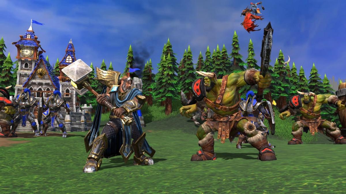 Розробники пообіцяли виправити Warcraft 3: Reforged / reddit.com
