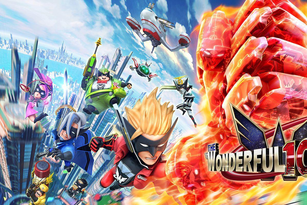 Platinum Games зібрала понад 1 млн доларів на ремастерThe Wonderful 101 / www.platinumgames.com