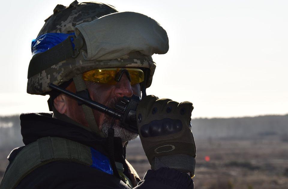 У Генштабі зазначили, що за 6 років ЗСУ навчилися добре оборонятися / фото facebook.com/GeneralStaff.ua/