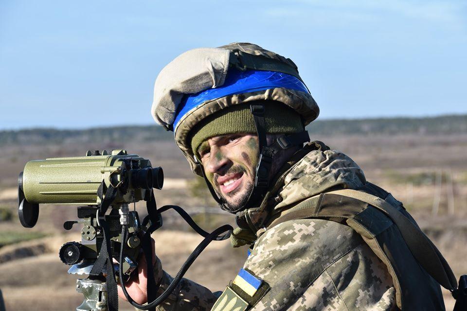 Украинских военных обяжут знать английский для участия в миссиях НАТО / фото facebook.com/GeneralStaff.ua/