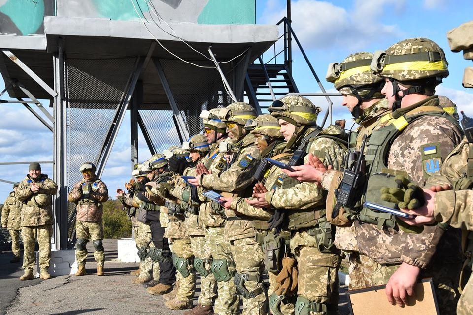 Офицеров запаса ждет летний призыв / фото facebook.com/GeneralStaff.ua/