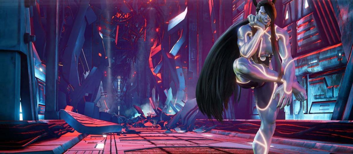 Сет поповнить список бійців Street Fighter V наступного тижня / atomix.vg