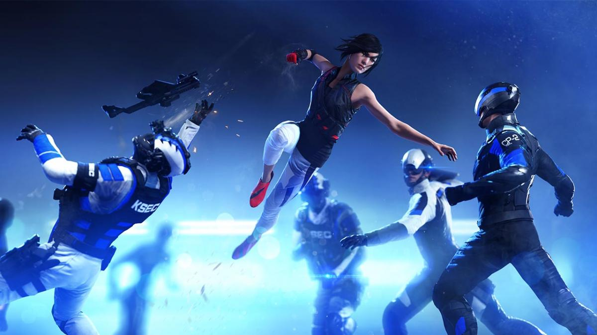 Mirror's Edge Catalyst для PS4 можна взяти зі знижкою в 75% / store.playstation.com