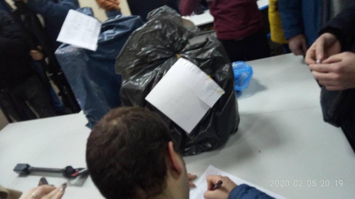 """Обыски в офисе """"1+1 Медиа"""" на прошлой неделе провела СБУ / фото: УНИАН"""