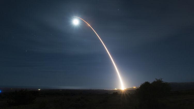 США провели испытания ракеты Minuteman III / фото: afgsc.af.mil