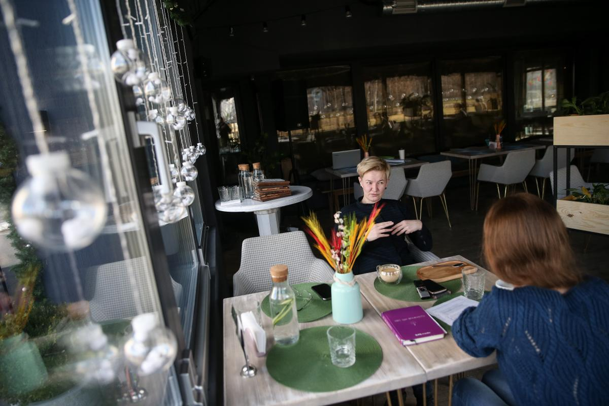 Галина Третяк рассказала о своихобязанностях / фото УНИАН