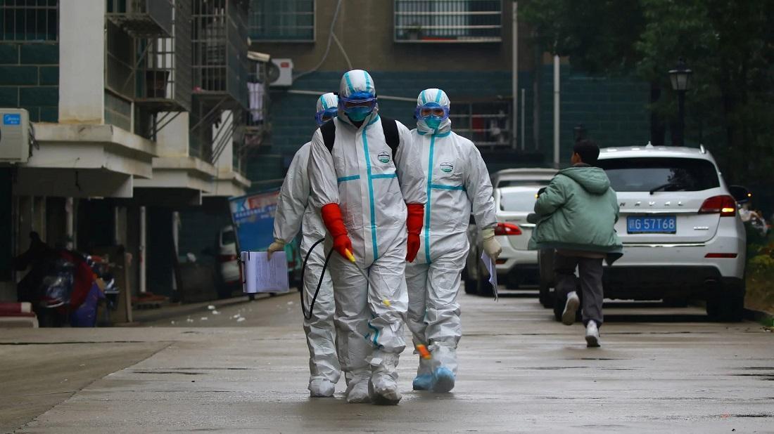 В Китае бушует коронавирус / REUTERS