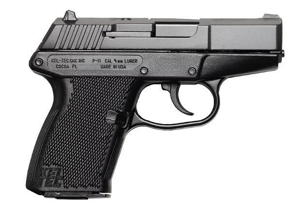 Пистолет специально разрабатывали для самообороны / Kel-Tec