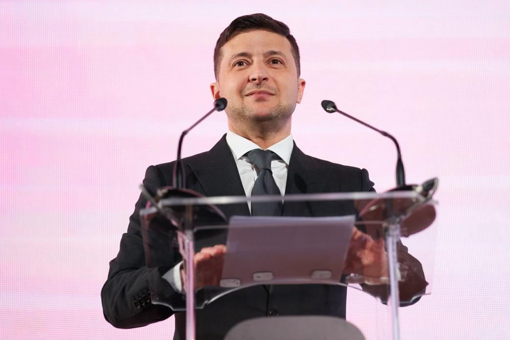 """Зеленський відвідав презентацію мобільного додатку """"Дія""""  / фото president.gov.ua"""