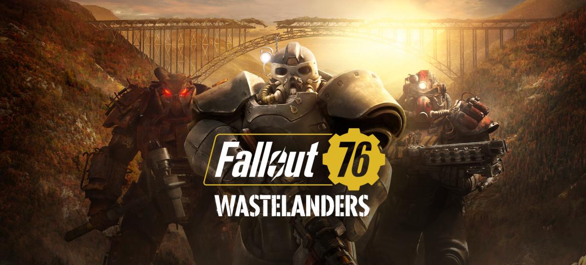 Fallout 76 вийде в Steam в квітні / fallout.bethesda.net