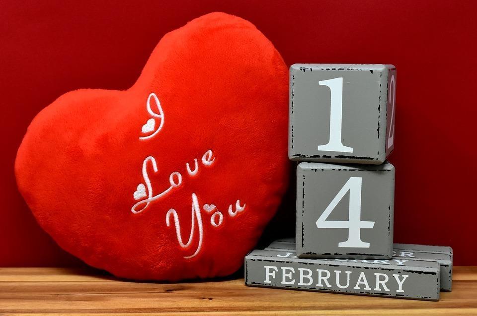 Історія Дня святого Валентина / getwallpapers.com