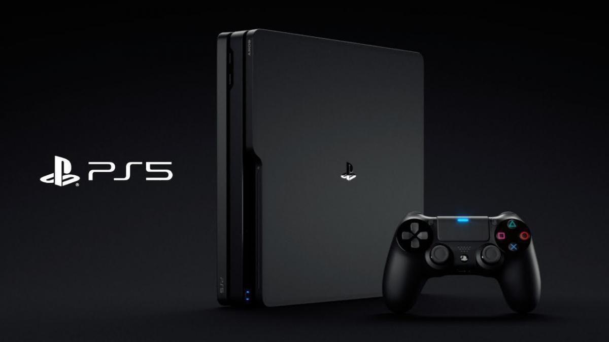 На фото фанатский дизайн, Sony еще не презентовала PS5 / twitter.com