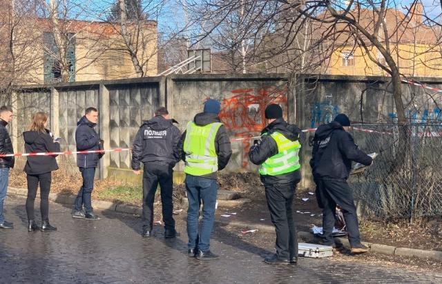 В результате стрельбы ранения получили двое людей / Mukachevo.net