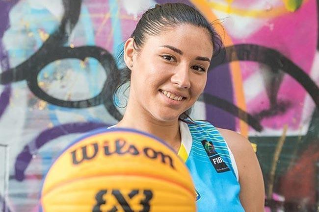 Баскетболистка Дарья Завидная подверглась оскорблениям / фото: ФБУ