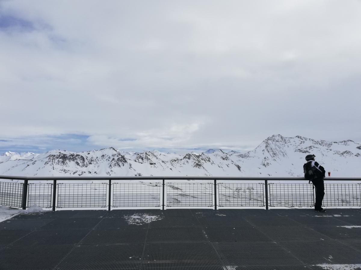 Весь спектр отдыха на горнолыжных курортах после катания называют apres-ski / Фото Марина Григоренко