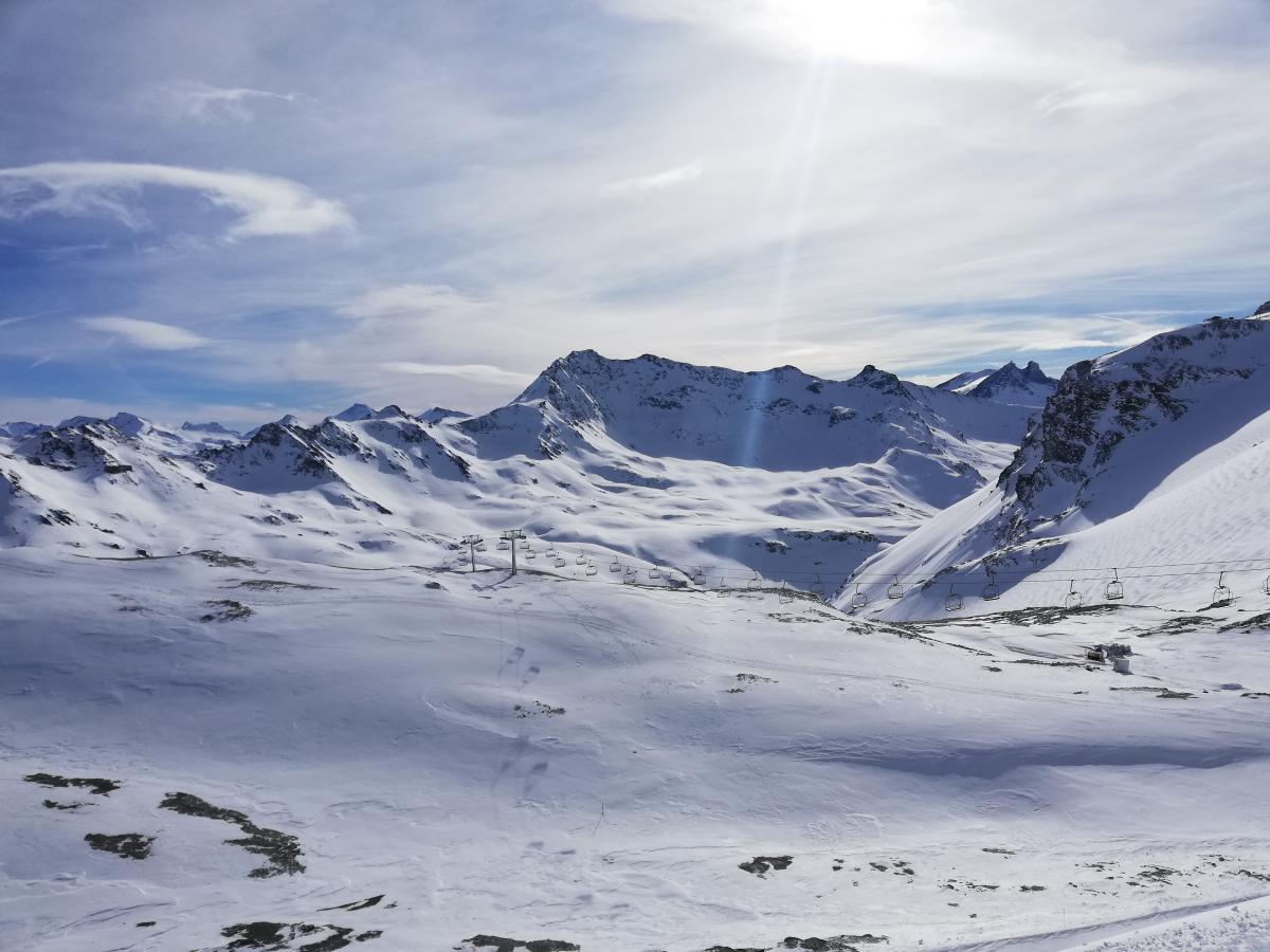 Французские горнолыжные курорты подготовились к новому сезону / фото Марина Григоренко