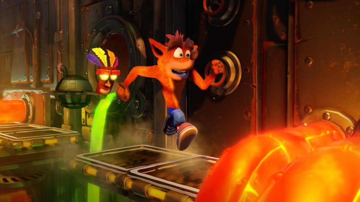 У Crash Bandicoot з'явиться мобільна версія / playstation.com