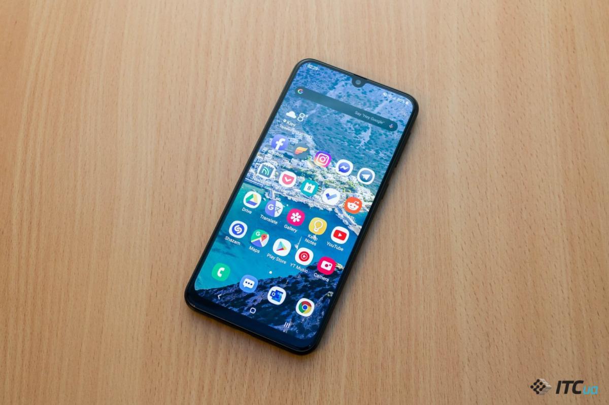 Орієнтовна ціна Samsung Galaxy M31 поки не називається / фото itc.ua