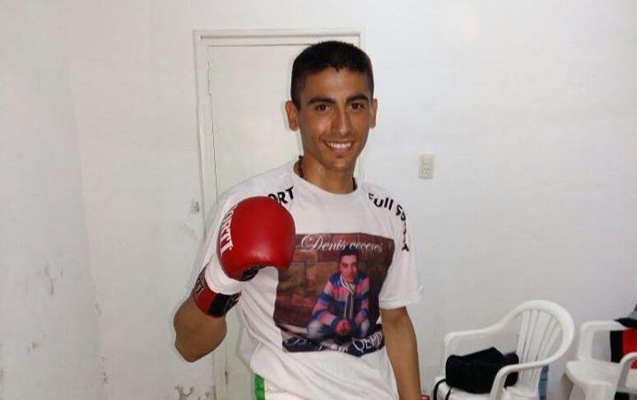 Эктор Сармиенто провел на профи-ринге 22 боя / фото: facebook.com/Hector-el-Pajarito-sarmiento