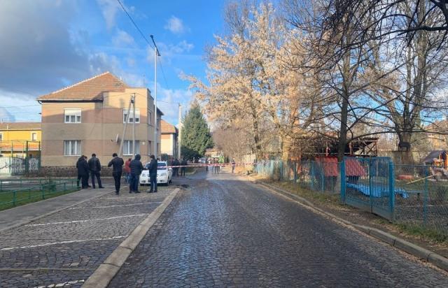 Резонансная стрельба произошла в пятницу / фото Mukachevo.net