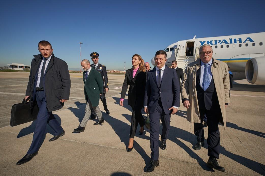 Президент Украины 14-15 февраля совершит официальный визит в ОАЭ / фото president.gov.ua