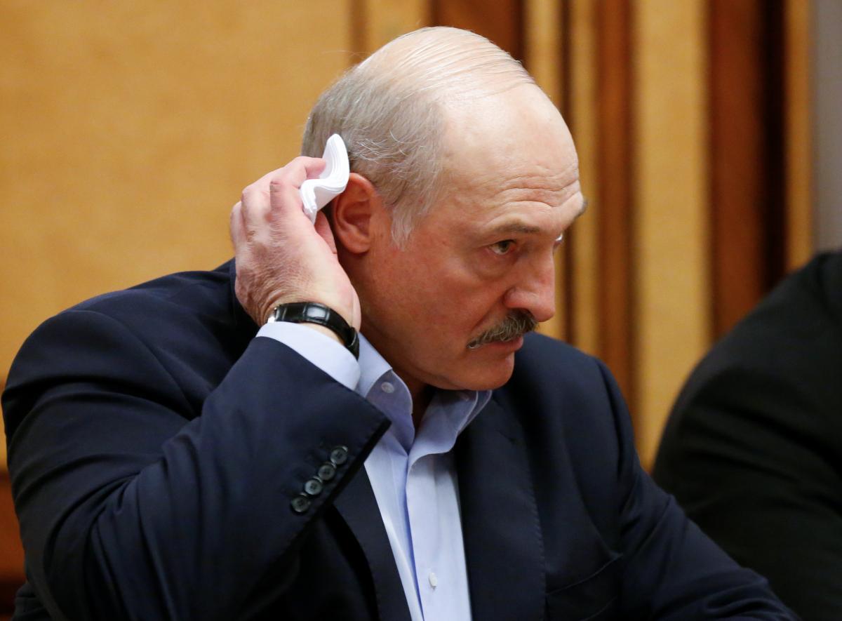 АлександрЛукашенко/ фото REUTERS