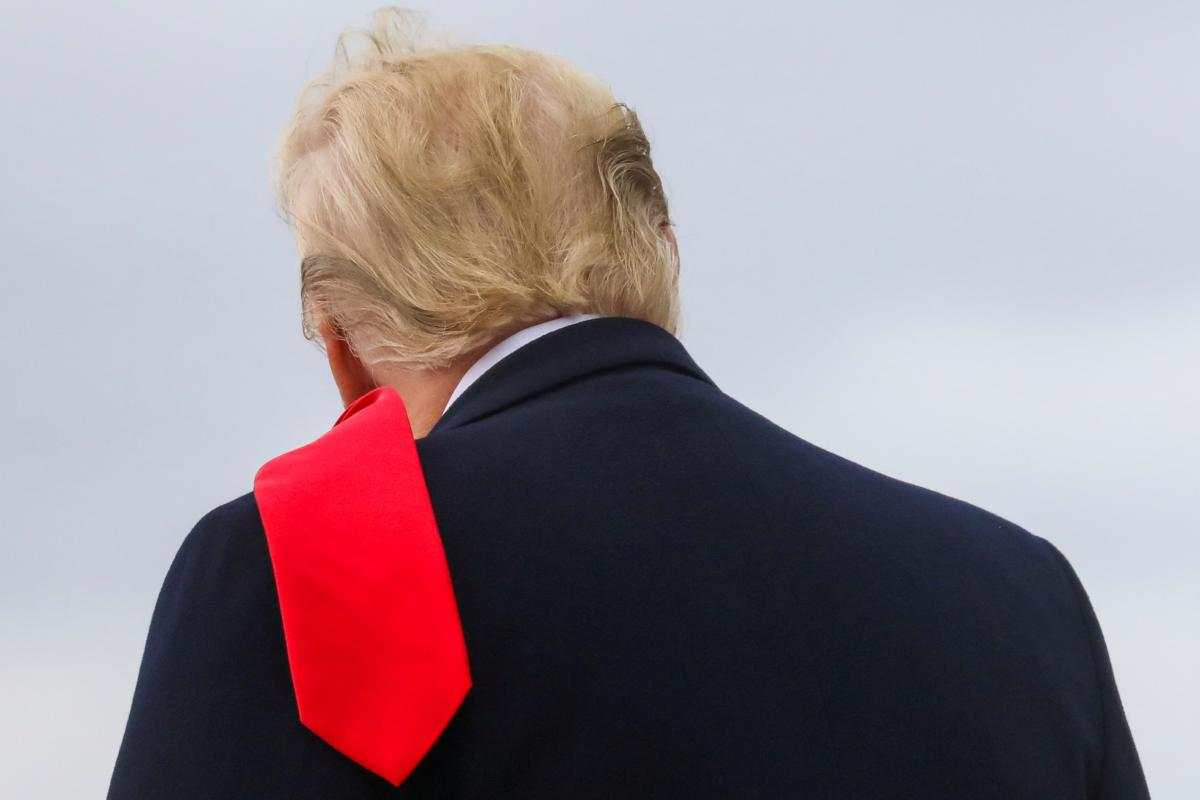Трамп пожаловался на плохой водонапор в душе / REUTERS