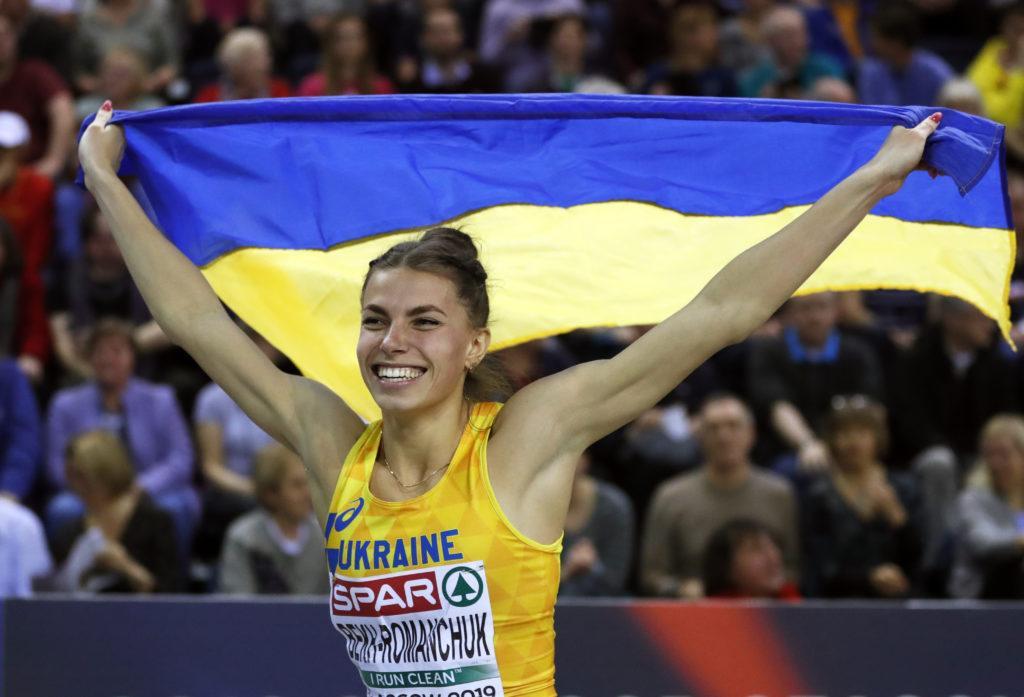 Марина Бех-Романчук / фото НОК України