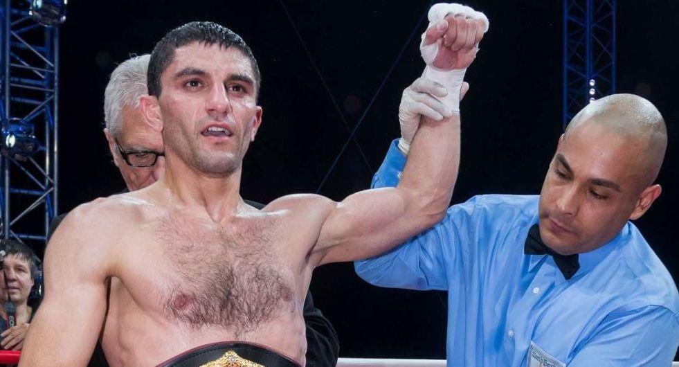 Артем Далакян / фото: Union Boxing Promotion