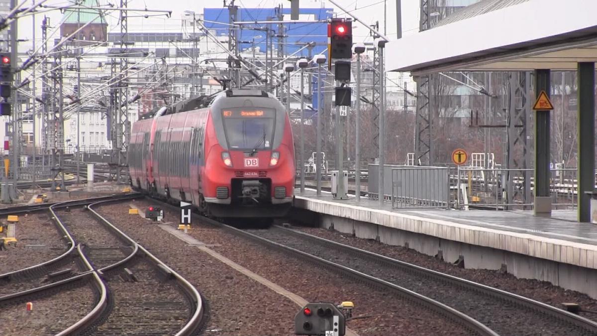 Одна з проблем у Німеччині - нестача залізничних колій / фото ТСН.Тиждень
