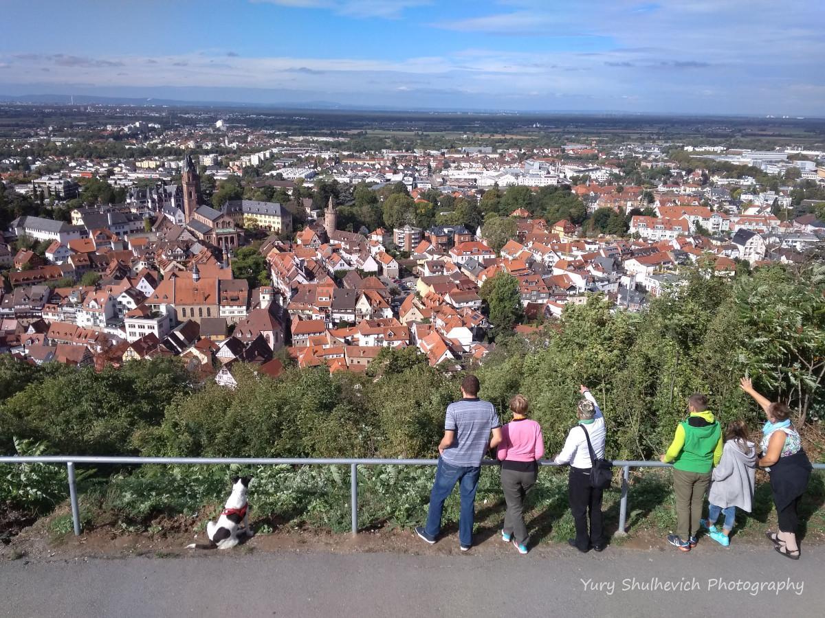 Вайнхайм - миле містечко напівденному заході Німеччини /фото Yury Shulhevich