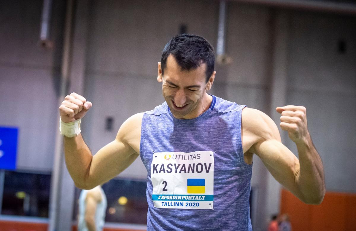 Алексей Касьянов / НОК Украины