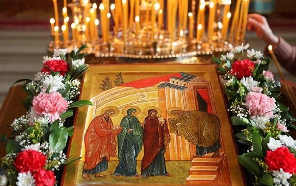 Стрітення Господнє відсвяткують 15 лютого