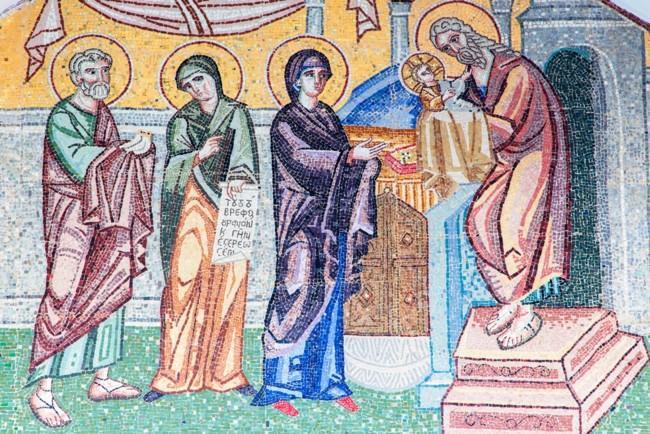 Свято Стрітення відзначають православні, католики і лютерани