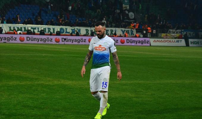 Микола Морозюк грає за Різеспор з минулого року / Ck Rizespor