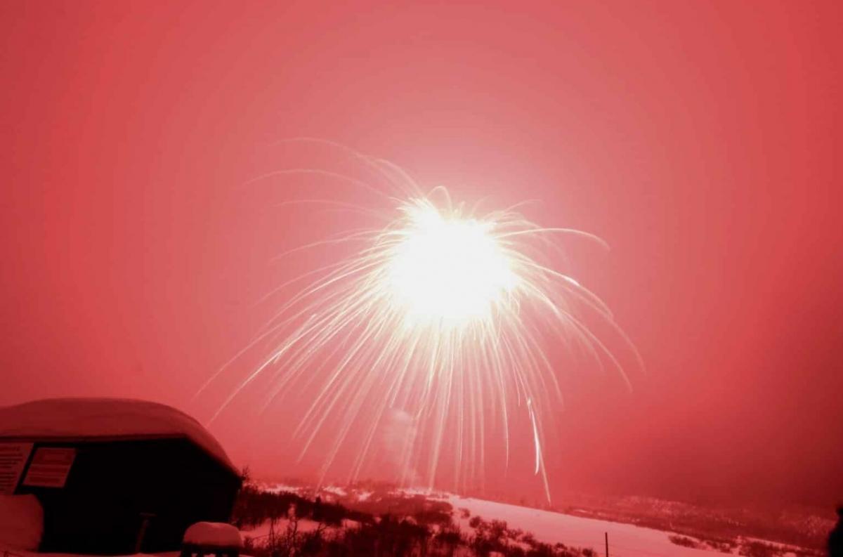 Запуск феєрверка потрапив в Книгу рекордів Гіннеса / фото: Derek Maiolo